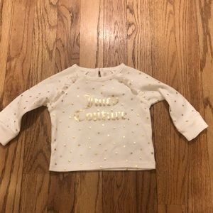 Juicy Couture baby shirt